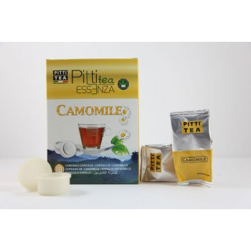 Essenza Camomile Tea Capsules