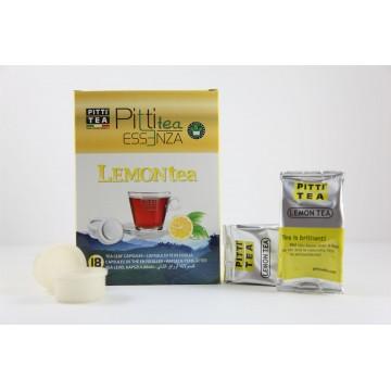 Essenza Lemon Tea Capsules