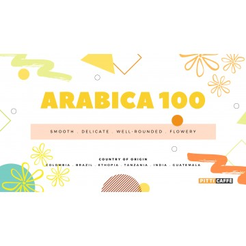 Arabica 100 Roasted Coffee Beans